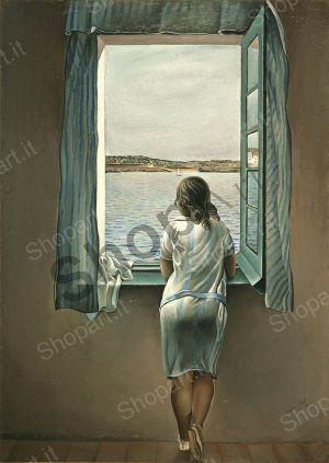 Figure at the Window - Dalì Salvador
