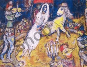 The circus - Chagall Marc