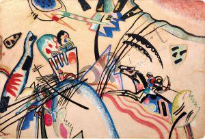 Improvisation - Kandinsky Wassily Wassilyevich