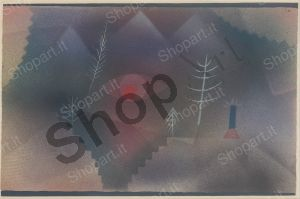 Glance of a Landscape - Klee Paul