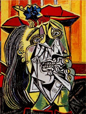 Crying Woman - Picasso Pablo