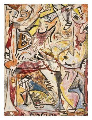 The Blue Unconscious - Pollock Jackson