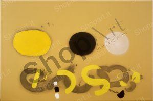 Three Disk Chrome Ground - Gottlieb Adolph