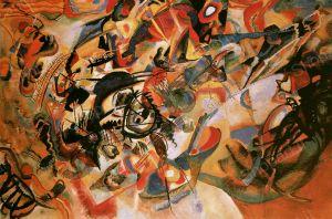 Composition 7 - Kandinsky Wassily Wassilyevich