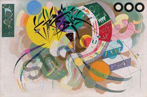 Dominant curve - Kandinsky Wassily Wassilyevich