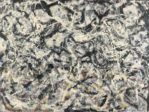 Greyed Rainbow - Pollock Jackson